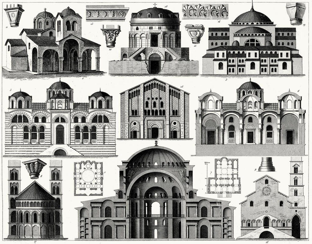 Byzantine architecture by gamequest on deviantart for Architecture byzantine