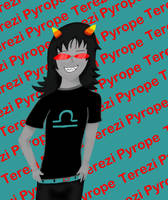 The Terezi by TheSmileyPsycho