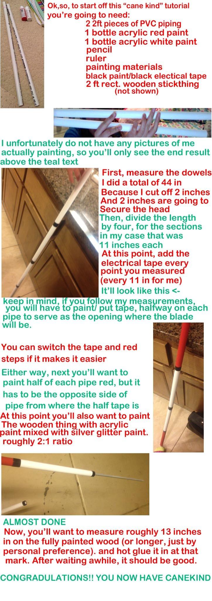 Terezi's cane tutorial