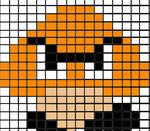 Pixel Goomba
