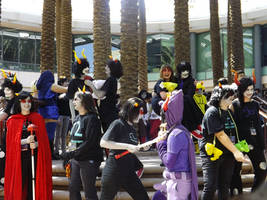 PCC Homestuck Meet up- JuGg4lO JuSt1c3