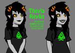 Theyla Reylin