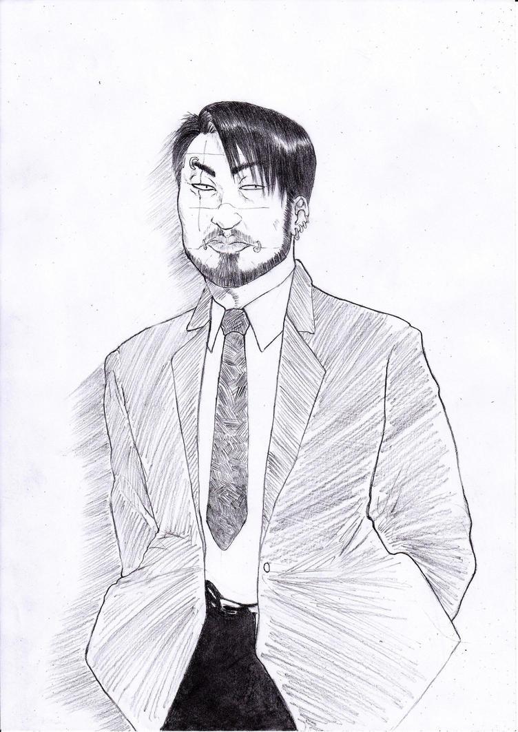 ichi the killer manga kakihara - photo #42