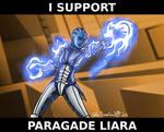 ME2 Paragade Liara