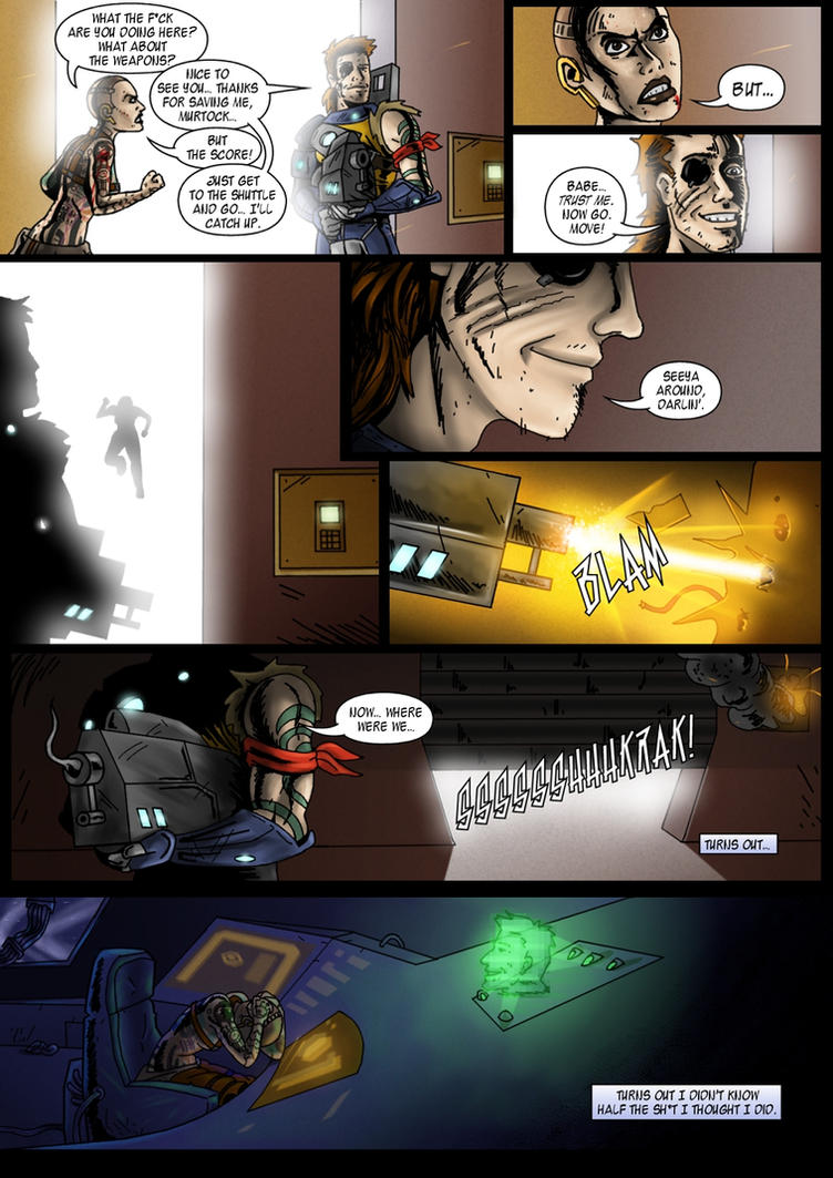 ME2 Door - A Jack Story 07 by Epantiras