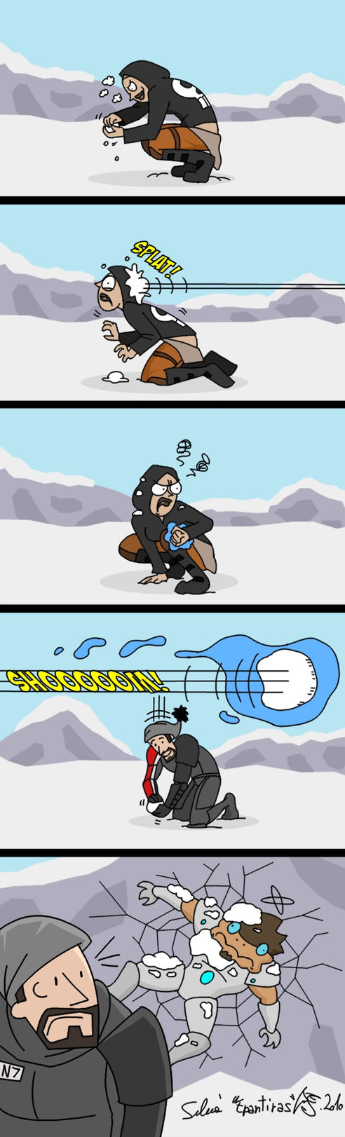 ME2 biotic snowball by Epantiras