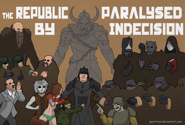 Commission - The Republic Paralyzed by Epantiras