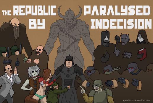 Commission - The Republic Paralyzed