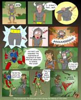 Baldur's Gate comic pg2 by Epantiras