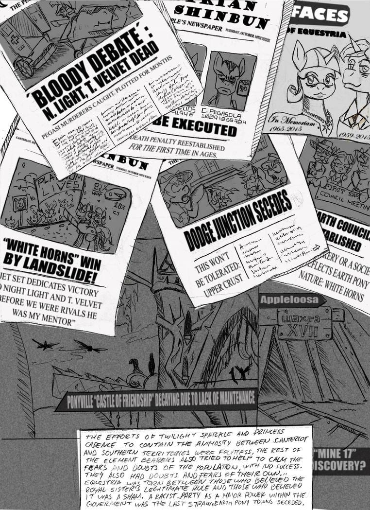 Eq. Divided: Beginnings pg 9 by byLisboa