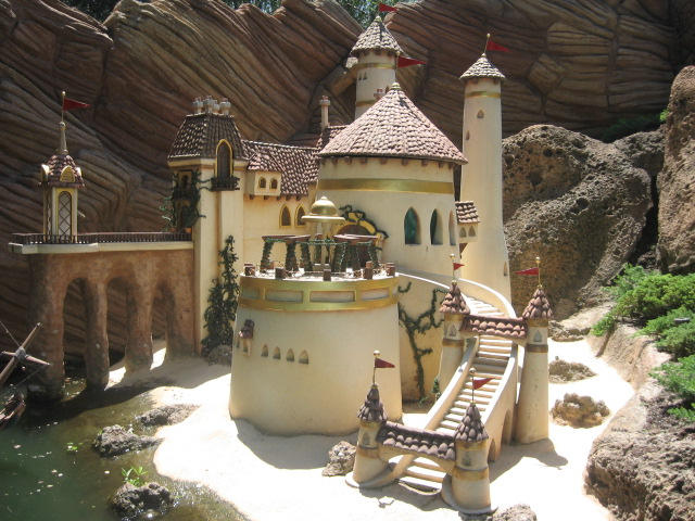 Prince Eric's Castle by Rayning