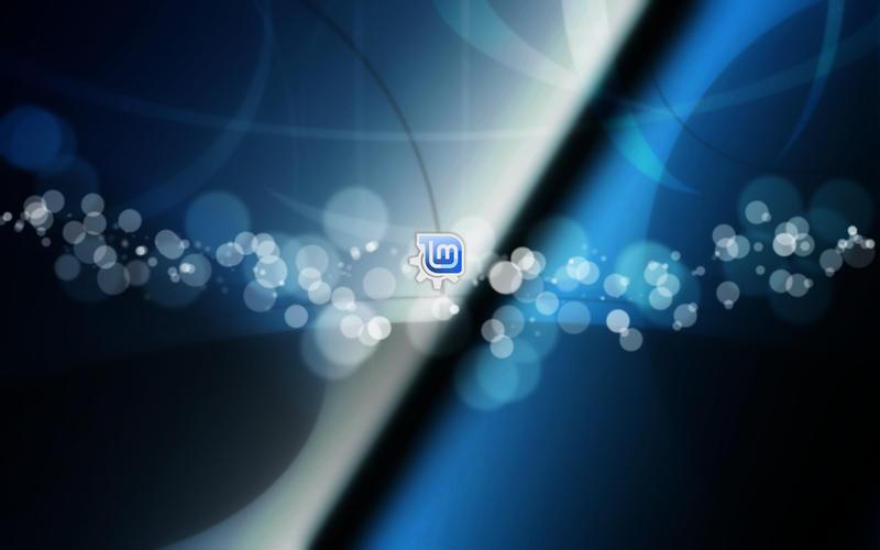 Mint Fresh Air 2 KDE