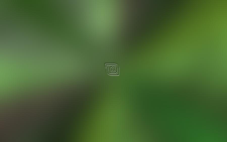 Fuzzy Green Mint by Zwopper
