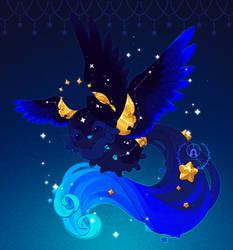 Starry Night.*+