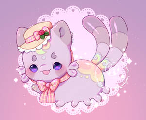 [CC] Gummy cat.*+