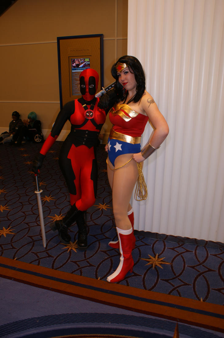 Shall simply deadpool with girls have