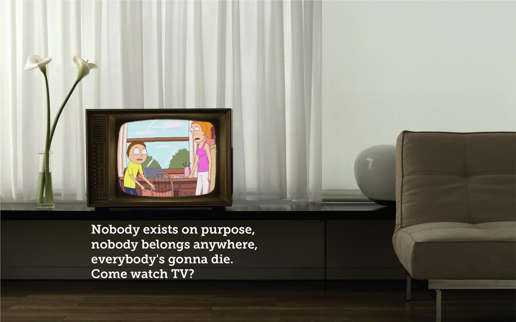 Come watch TV? by zyrumtumtuggermaomao