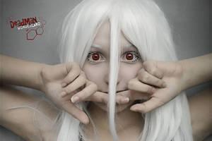 Shiro - Deadman Wonderland by Kosperro