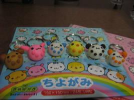 Liek... Happy Keychains by renata-satsuki
