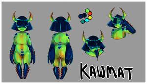 Kawmat Reference Sheet