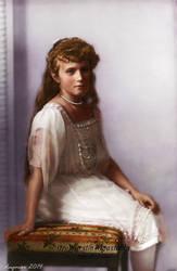 Grand Duchess Anastasia by mlpfan1982