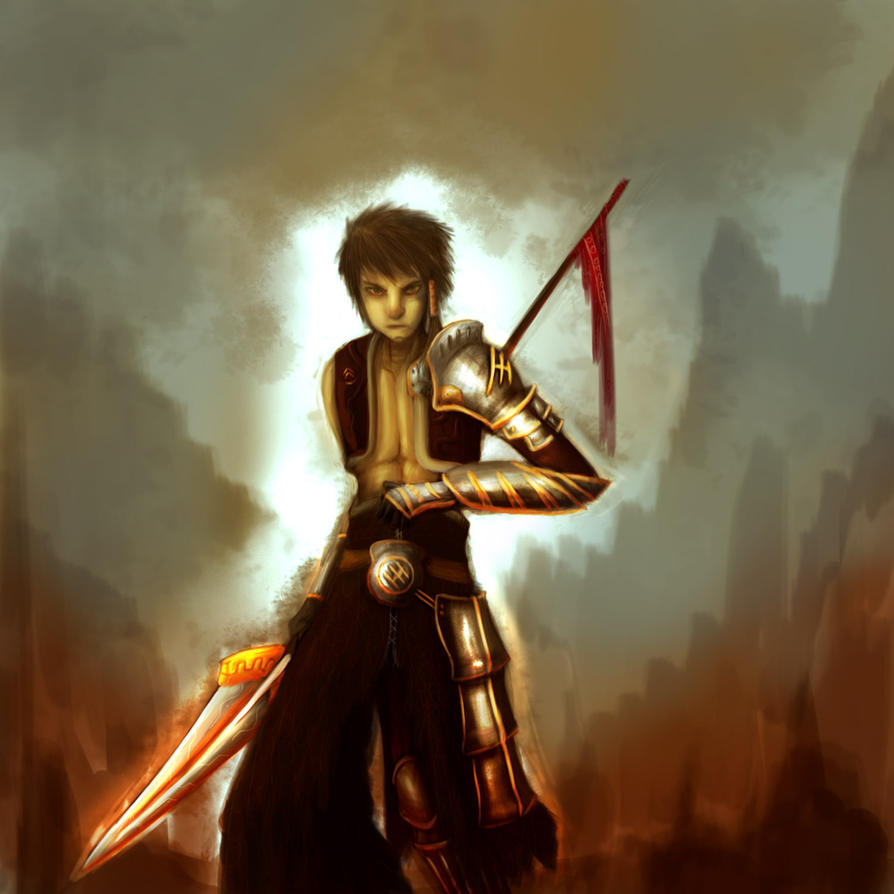 Lancer by JayKLegendary