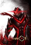 Cyclops, X-Men Warriors