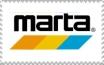 MARTA logo stamp by xxStolen-soulsxx