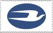 Blue Bird logo stamp by xxStolen-soulsxx