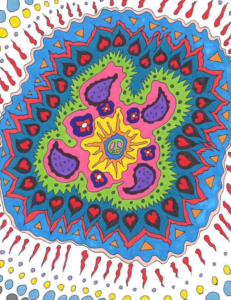 Psychedelic Sunshine by xxStolen-soulsxx