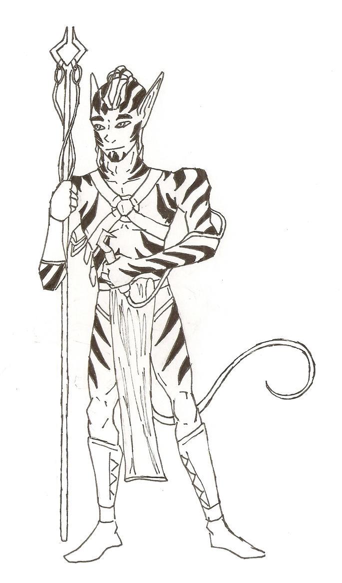 Yahto the Warrior by xxStolen-soulsxx