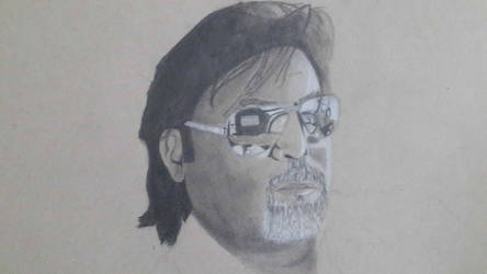 A portrait of my dad!!