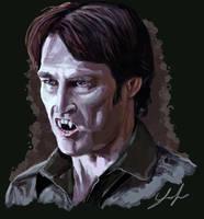 Vampire Bill by RedSaucers