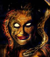 Medusa by RedSaucers