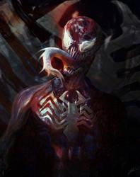 Spider Venom! by RedSaucers
