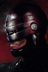 Robocop by RedSaucers
