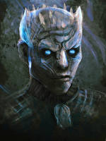 Night King by RedSaucers
