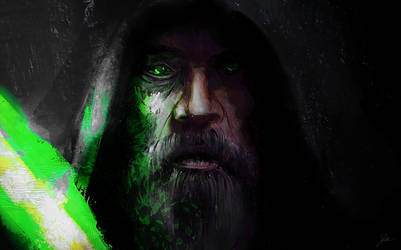 Luke by RedSaucers