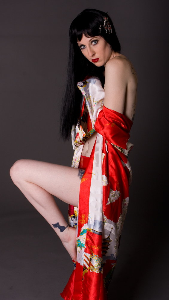 Geisha 3 by kittyelixir