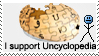 Uncyclopedia Stamp by sad-roses