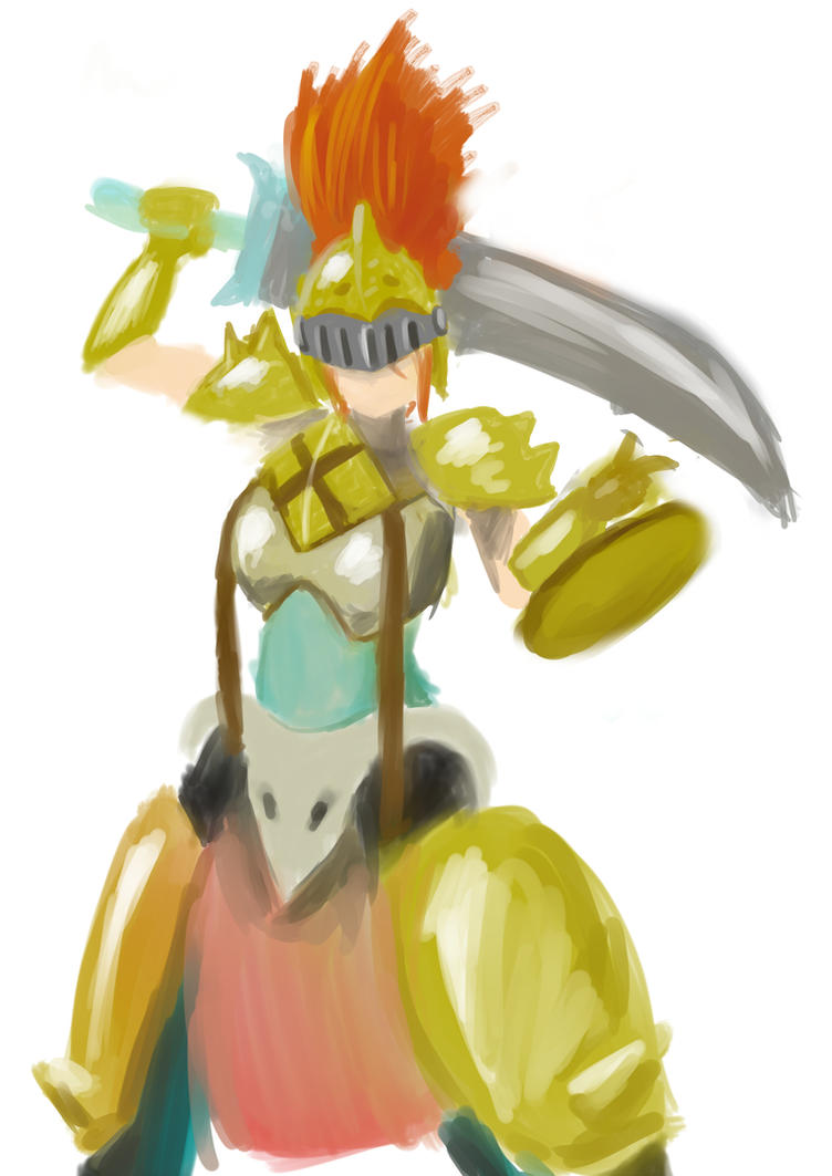 Knight by LJW94