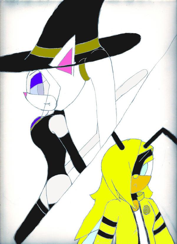 Mischief Knights Poster