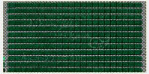 W Forest Grass Tile Set 1 SC by Kyanbu