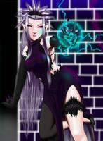Dark Sage Fate 2013 CGHQ by Kyanbu