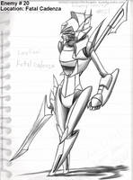 DRCoD Enemy Concept 20 SKHD by Kyanbu