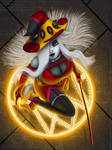 Crimson Mage Xaniras Phantom 2015 CGHQ by Kyanbu