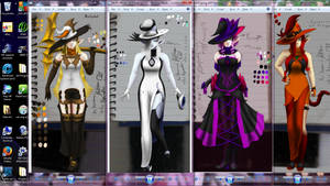WotFS 2015 Redesigns coming soon Update by Kyanbu