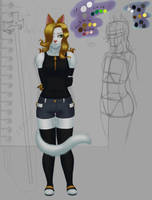 Penny Reids concept 2017 wip by Kyanbu