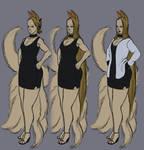 Kazumi Tsukuyomi 2020 Dress Variation