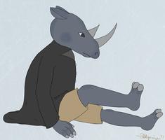 Rhino Boy